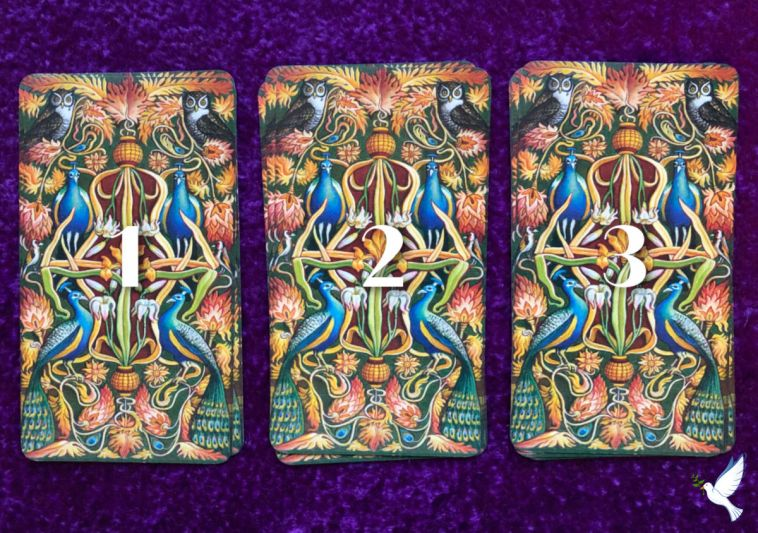 fire from heaven week ahead pick-a-card tarot readings