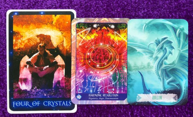 Week Ahead Pick-a-Pile Oracle and Tarot Card Readings - Pile 3