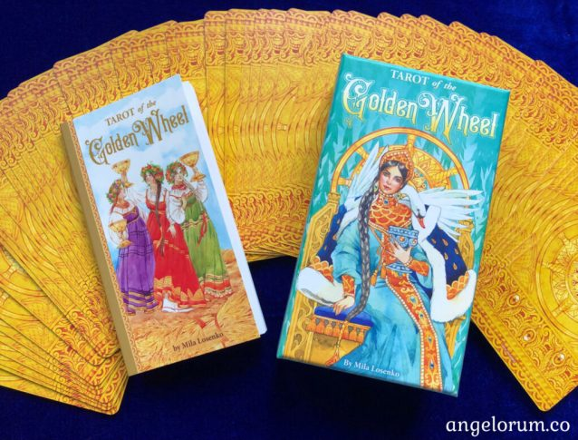 Tarot of the Golden Wheel Review and Deck Interview