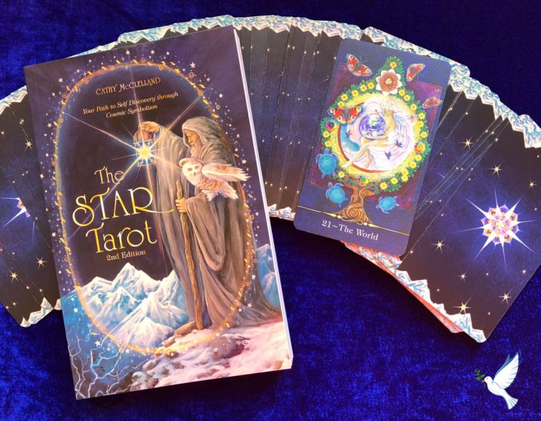 star tarot 2nd edition review and deck interview