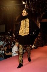 Christian Lacroix 1990-1991 Winter Fashion Sho da / from www.corbis.com