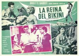 Brigitte Bardot queen of Bikini