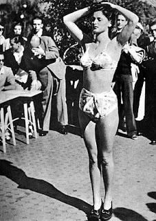 lucia bosè bikini 1947