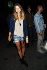 stylechi-behati-prinsloo-street-style-best-looks-victorias-secret-angel-blue-jacket-ripped-denim-shorts-black-boots-polka-dot-top