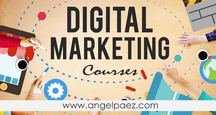 angel paez digital marketing courses and training
