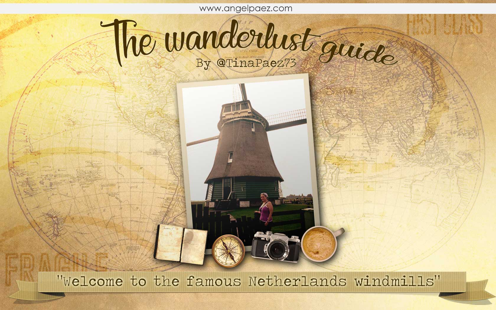 the wanderlust guide windmills netherlands tina paez