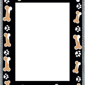 paws-bones-black-vertical-pet-tribute-blanket