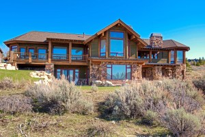 Luxury Lease – Stunning Furnished Promontory Home with 4BR/7BA.  Available for 3+ months.