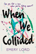 we we collided