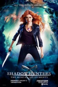 clary poster - shadowhunters