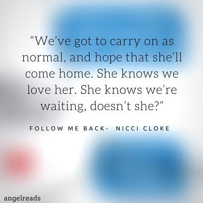 Follow Me Back Quote Angel Reads