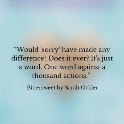 Sarah Ockler