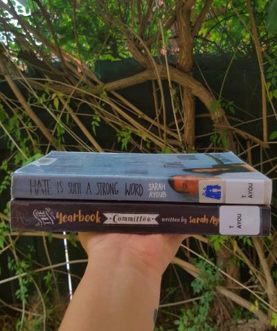 Sarah A books