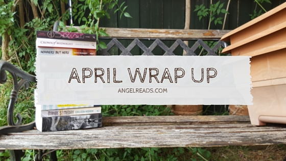 April Wrap Up 2016