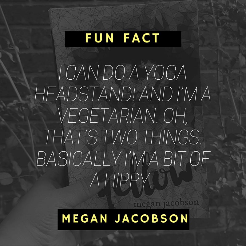 Fun Fact Megan Jacobson