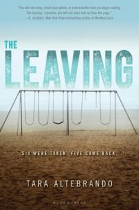 The Leaving Cover 1