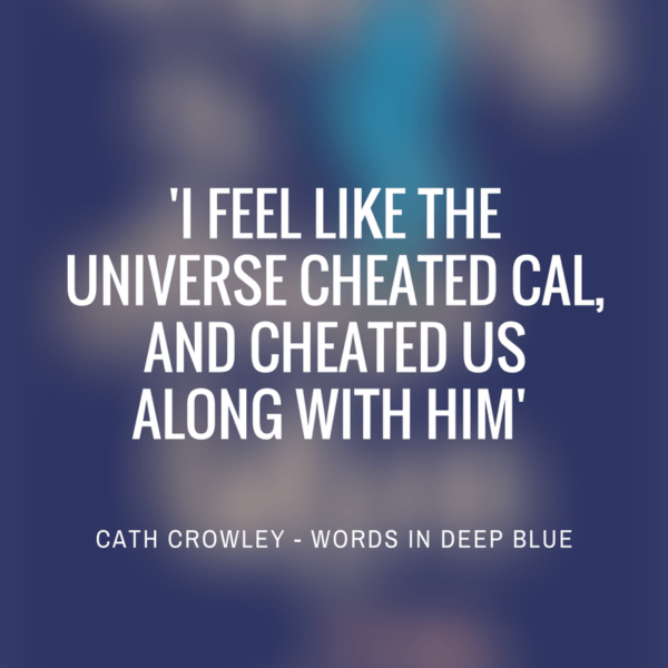 Book Review: Words in Deep Blue by Cath Crowley – Blog Tour