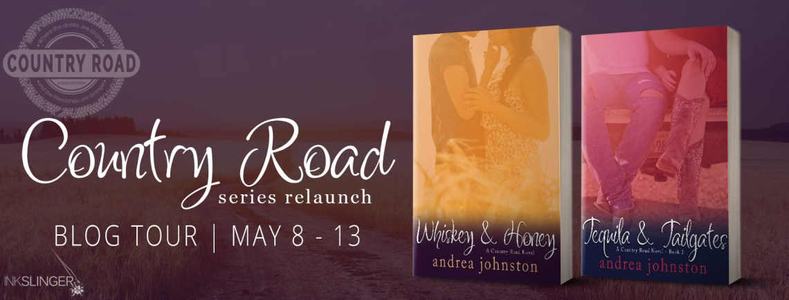 Country Road - Andrea Johnston