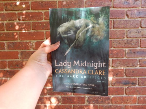 Last 5 Reads - Lord of Shadows