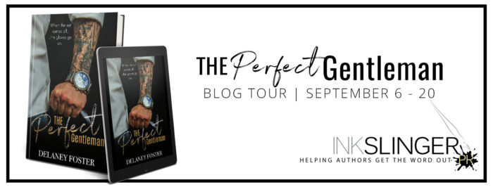 Blog Tour: The Perfect Gentleman by Delaney Foster | Excerpt