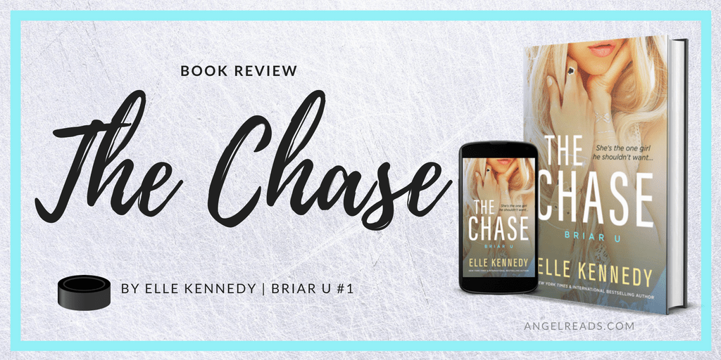 Book Review of The Chase by Kyle and Kelsey Kupecky