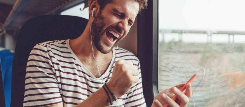 Cómo ser feliz en 5 minutos: felicidad sin excusas