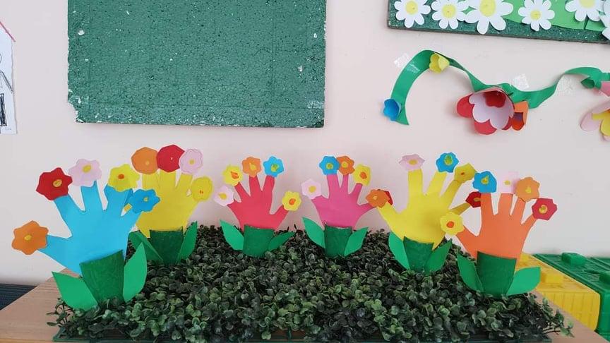 """Нашата цветна градина – објект """"Синоличка"""""""