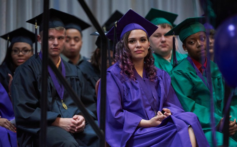 Commencement – A Celebration of the Individual