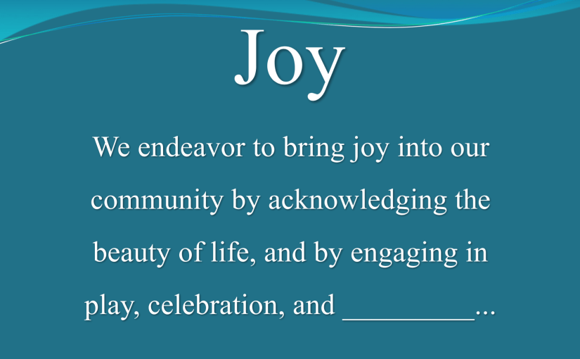 7 Gateways: The Hunger for Joy and Delight
