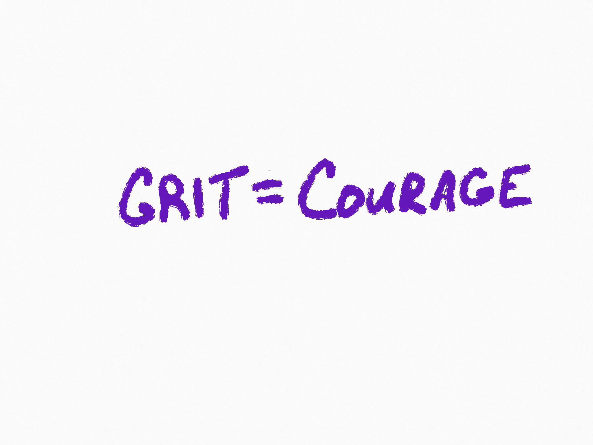 Growth Mindset:  Creating A Culture of Courage