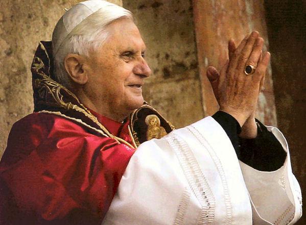Pope Benedict XVI & Angels Do Speak!