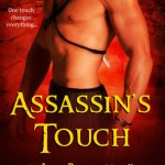 Review: Assassin's Touch (Iron Portal, #1) by Laurie London