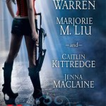 Review: Huntress by Christine Warren & Caitlin Kittredge