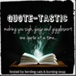 Quote-Tastic Monday #13 ~ Enslave
