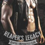 Review: Reaper's Legacy (Reapers MC, #2) by Joanna Wylde