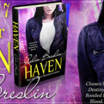 Book Spotlight: Haven (Tranquilli Bloodline #1) by Celia Breslin ~ Excerpt