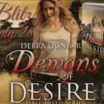 Book Spotlight: Demons of Desire (Half Breed, #1) by Debra Dunbar ~ Excerpt