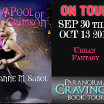 Character Interview: Patrick (Pool of Crimson Book Tour) by Suzanne M. Sabol