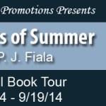 Author Guest Post:  P.J. Fiala  (Dog Days of Summer Book Tour) – Excerpt + Giveaway