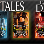 Author Interview: Jocelyn Drake (The Asylum Tales) + #Giveaway