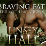 Release Day Blitz: Braving Fate (The Mythean Arcana) by Linsey Hall ~ #Excerpt #Giveaway