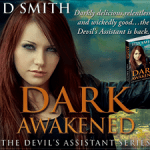Character Interview: Mace (Dark Awakened Tour) by H.D. Smith