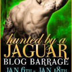 Spotlight: Hunted by a Jaguar (Eternal Mates #4) by Felicity Heaton ~ #Excerpt