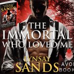 Spotlight: The Immortal Who Loved Me (Argeneau #21) by Lynsay Sands (Tour)