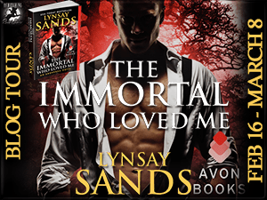 The Immortal Who Loved Me Button 300 x 225
