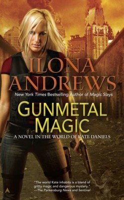 Gunmetal Magic (Kate Daniels)