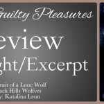 Review: Portrait of a Lone Wolf (Black Hills Wolves #7) by Katalina Leon ~ Excerpt