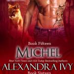 Cover Reveal: Michel/Striker (Bayou Heat, #15 & 16) by Laura Wright & Alexandra Ivy