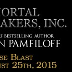 Release Blast: Immortal Matchmakers, Inc. (Immortal Matchmakers, #1) by Mimi Jean Pamfiloff ~ Excerpt