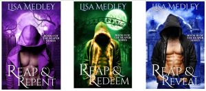 The Reaper Series by Lisa Medley
